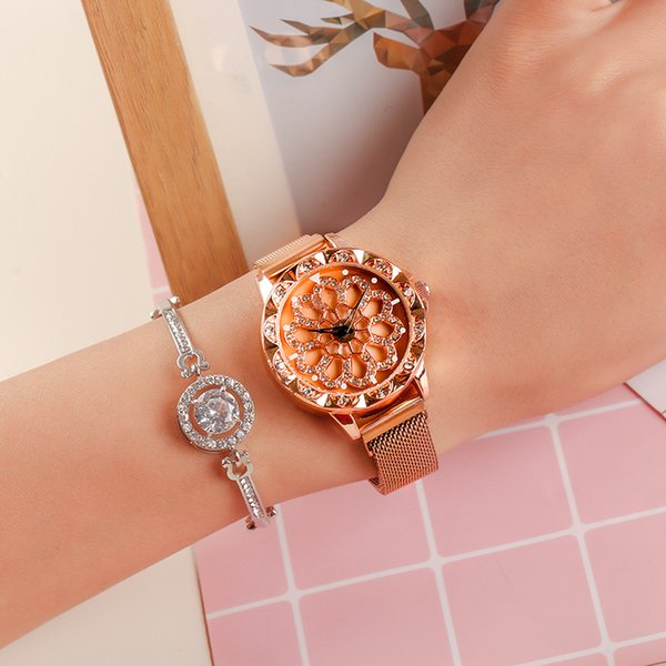 Only Rose Gold Watch
