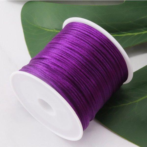 138 rojo púrpura-Línea 7 es de aproximadamente 50 Mete