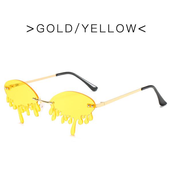 amarelo de ouro
