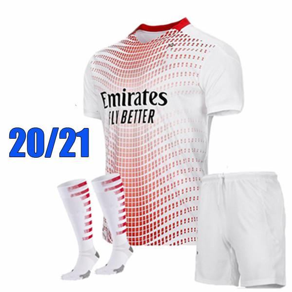 2020-21 Auswärtstrikot