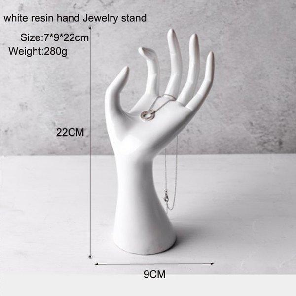 weiß H22cm
