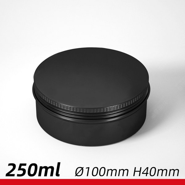 250 ml 100 milímetros x40mm