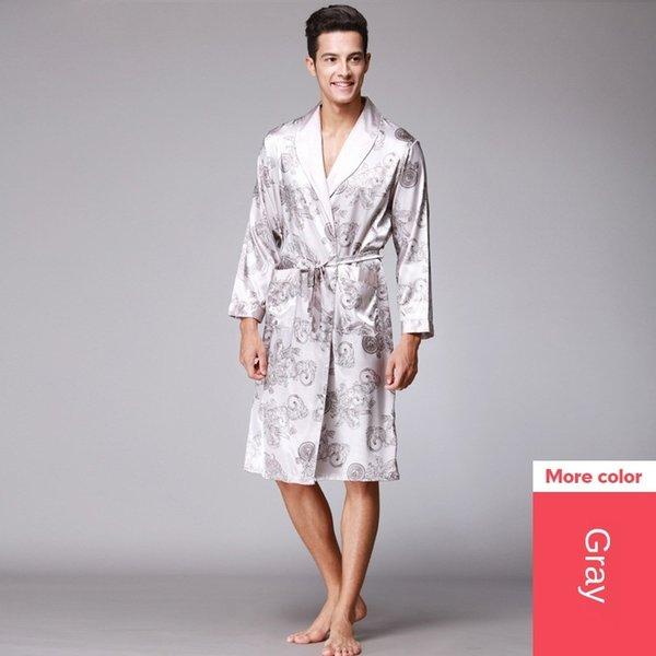 Single Robe Gray