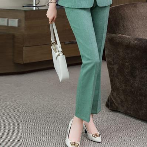 Verde pantalones