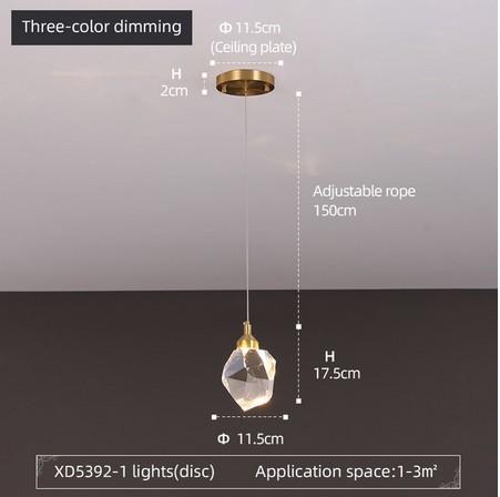 1 leuchtet
