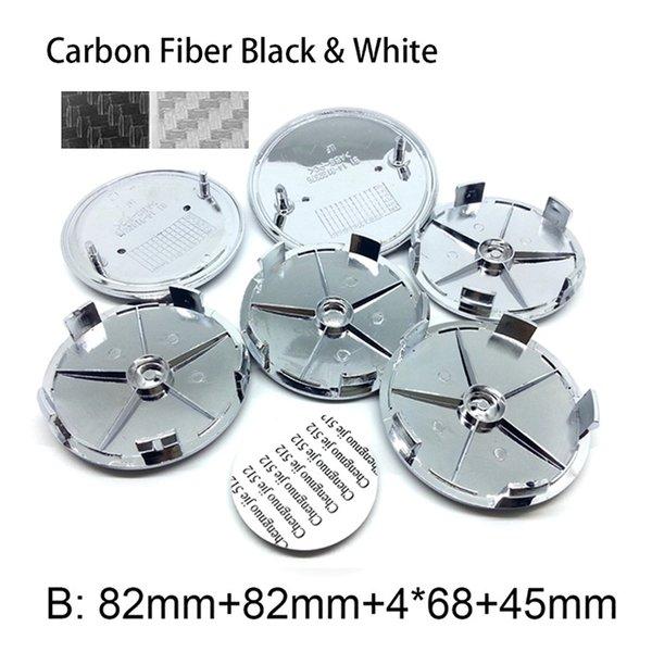Karbon Siyah Beyaz B