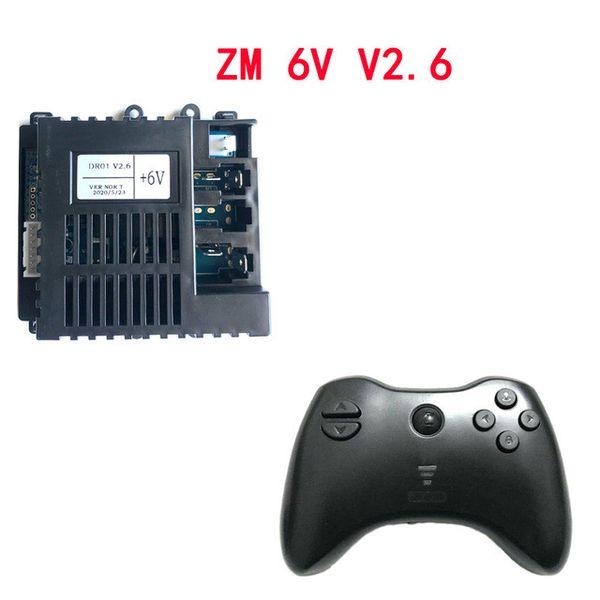 6V DR01 V2.6 7pin and RC