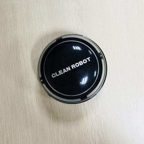 Desktop Vacuum Cleaner White and Black