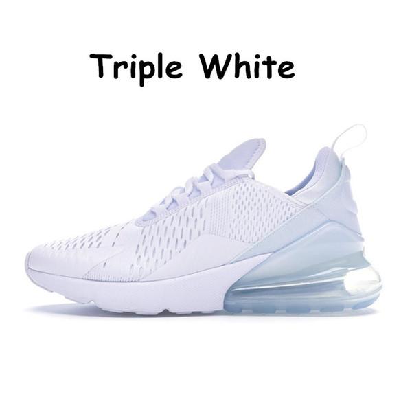 3 Triple White