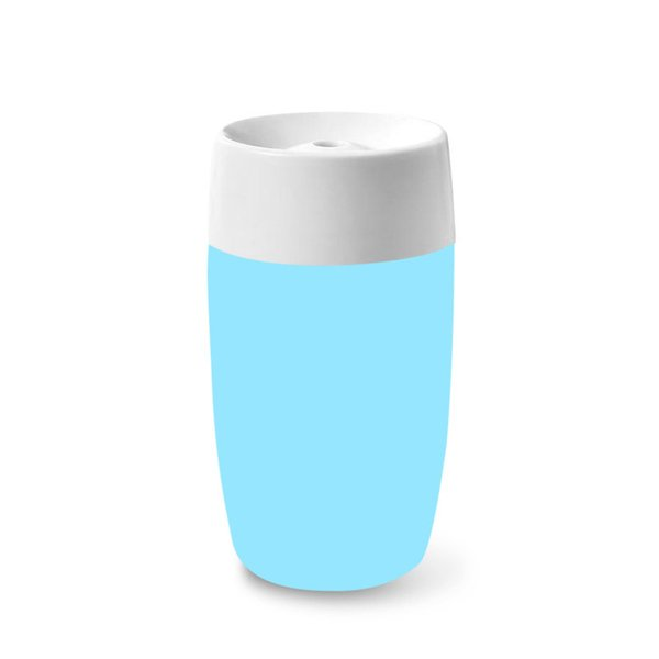 Colores de luz azul