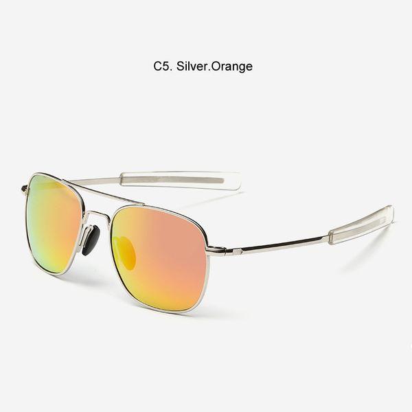 C5 Silver.Orange