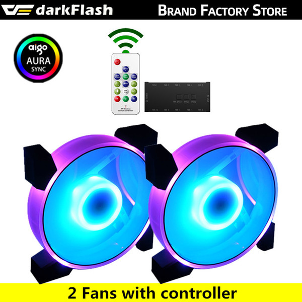 China 2fans and controller