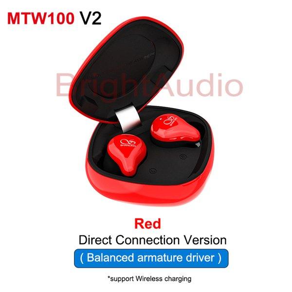 V2 Red BAdriver