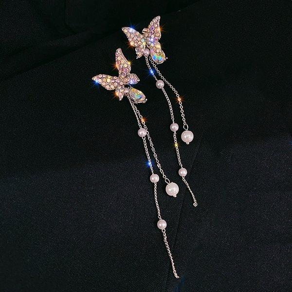 E0268 Ab Colore Silver Needle