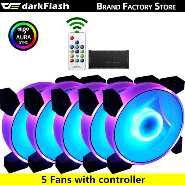 China 5fans and controller