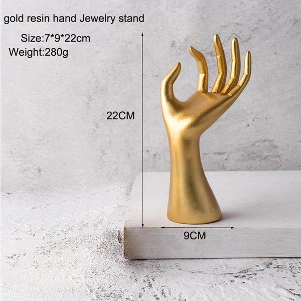 Gold H22cm
