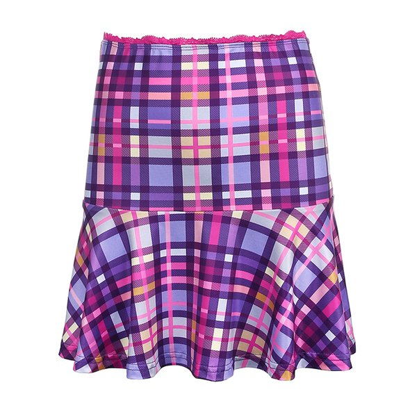 Только юбка