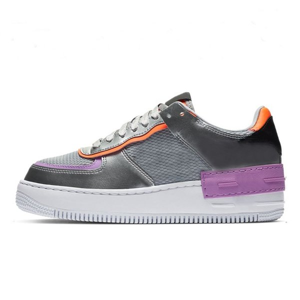 36-40 Metallic Silver purple