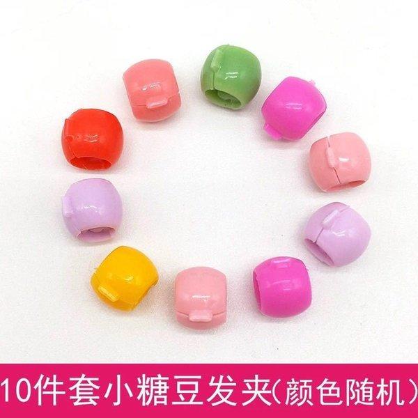 Fagioli di colore zucchero 10 in scatola