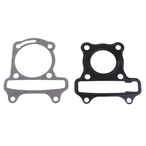 best selling 39 44 47 50 52.4 57.4 61mm Big Bore Cylinder Base + Head Gaskets for GY6 50 60 80 90 125 150 180cc Scooter