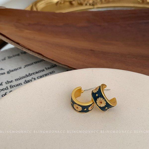 Oído del anillo de la plata 925 de la aguja