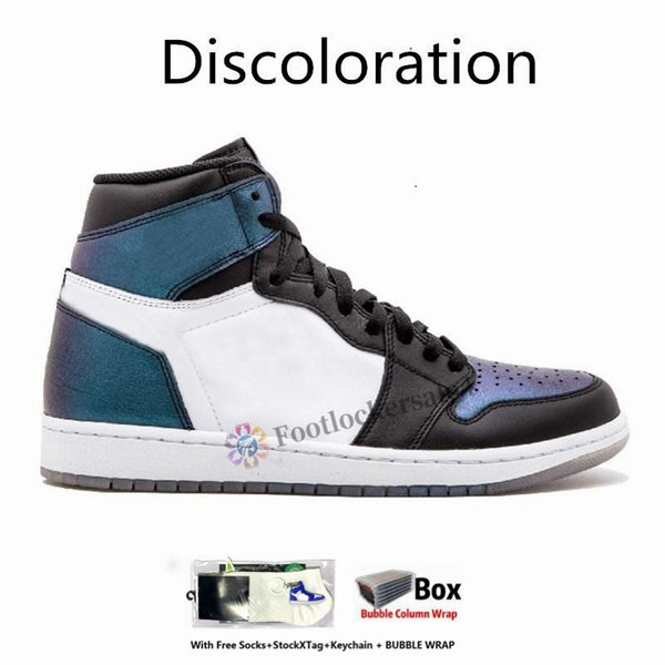 Discoloration