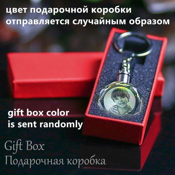 с подарочной коробке