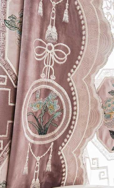 Stitching lace