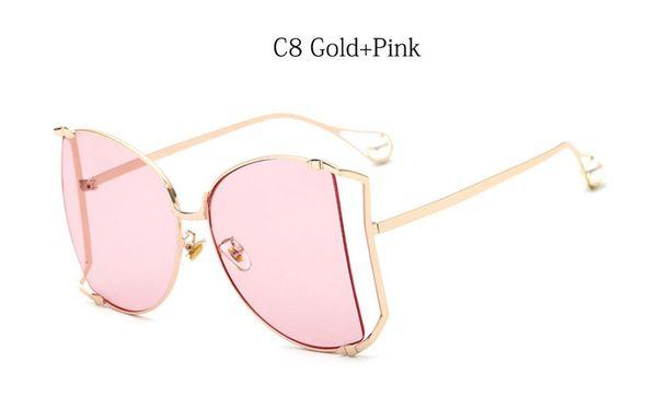 C8 gold pink