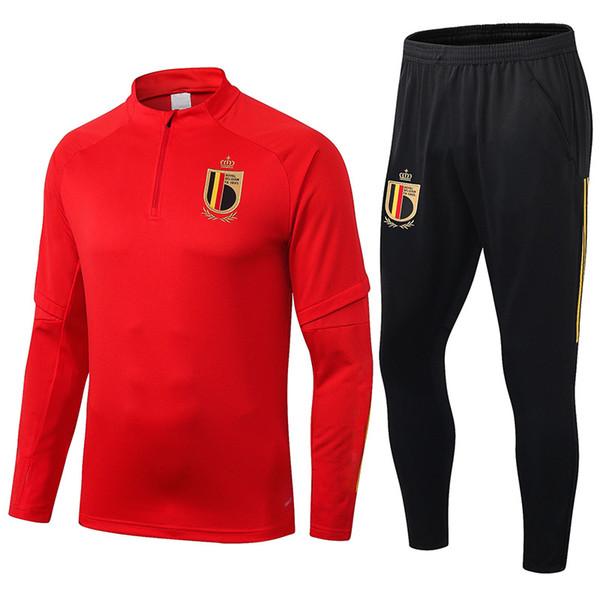 2021 بلجيكا الأحمر