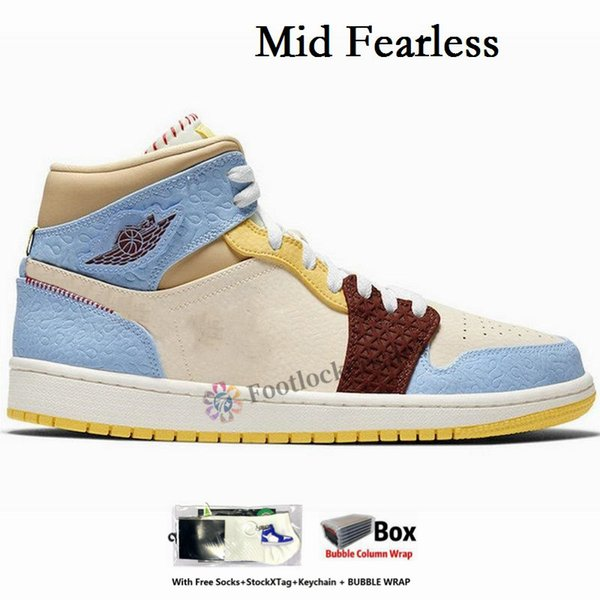 Mid Fearless