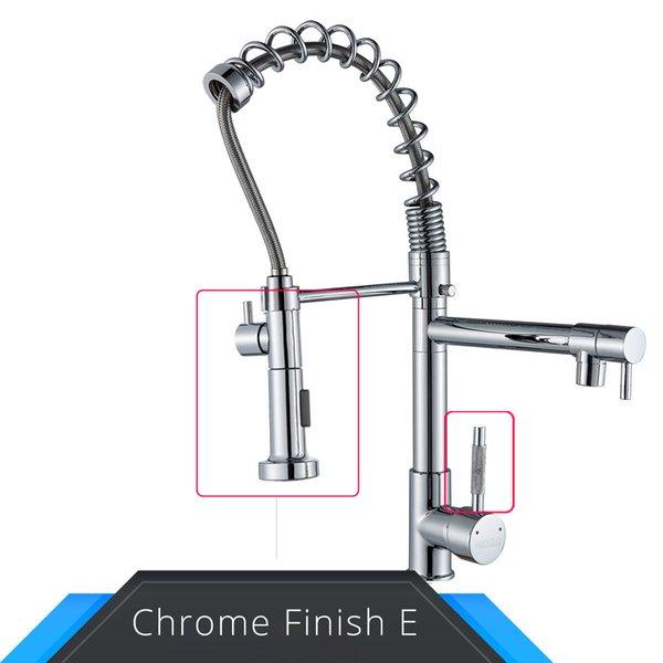 chrome robinet e