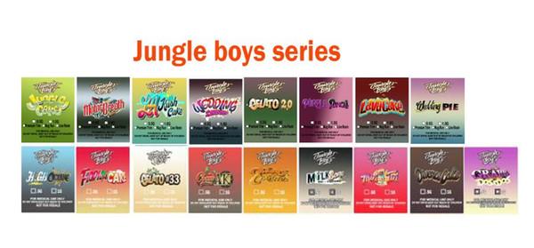 jungle boys series