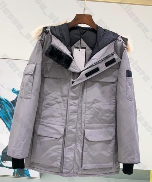 12-grigio con pelliccia stile