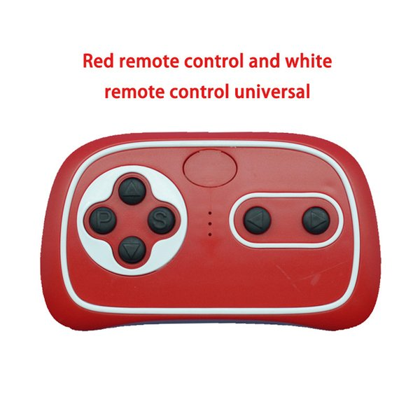 RC red