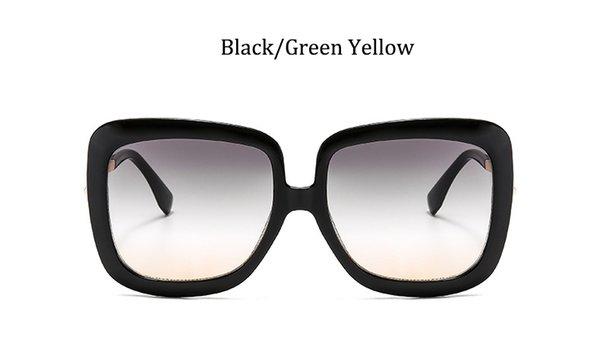Nero Green Yellow.
