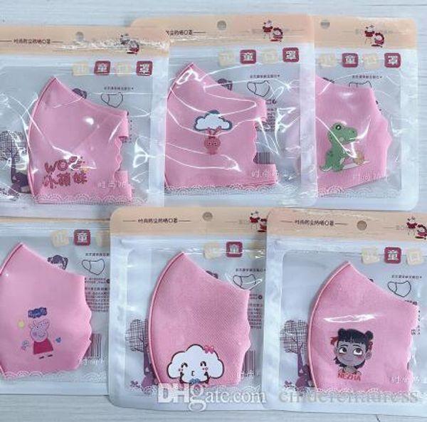 FY9042 crianças cor-de-rosa randon