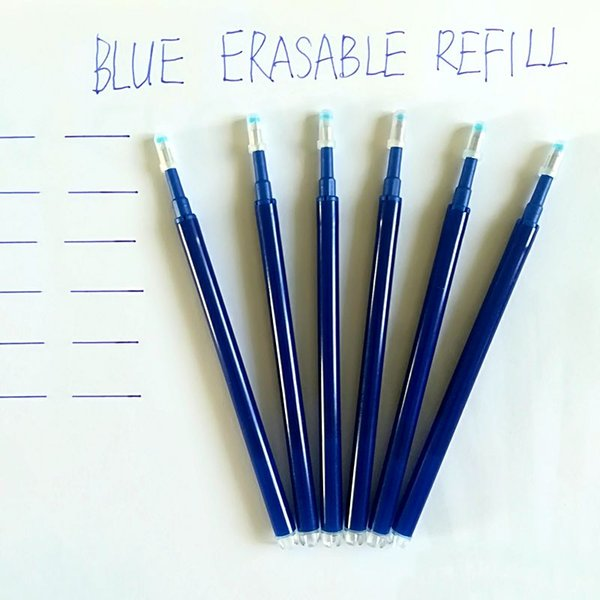 6 PCS Azul