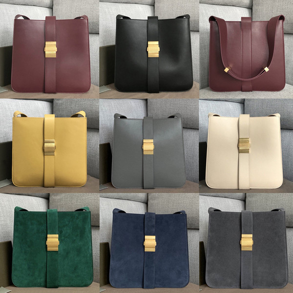top popular 2020 The marie Fashion Bucket Crossbody Bag Portable Female Women Messenger Shoulder Hand Bags In Bag For Women Ladies Handbags Handbag Bag 2020
