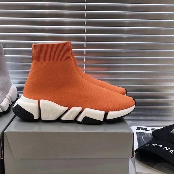 Geschwindigkeit 2.0 Orange