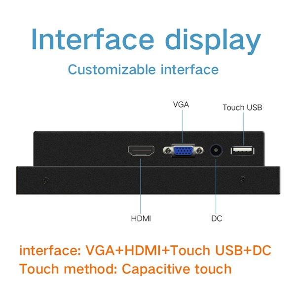 VGA HDMI USB