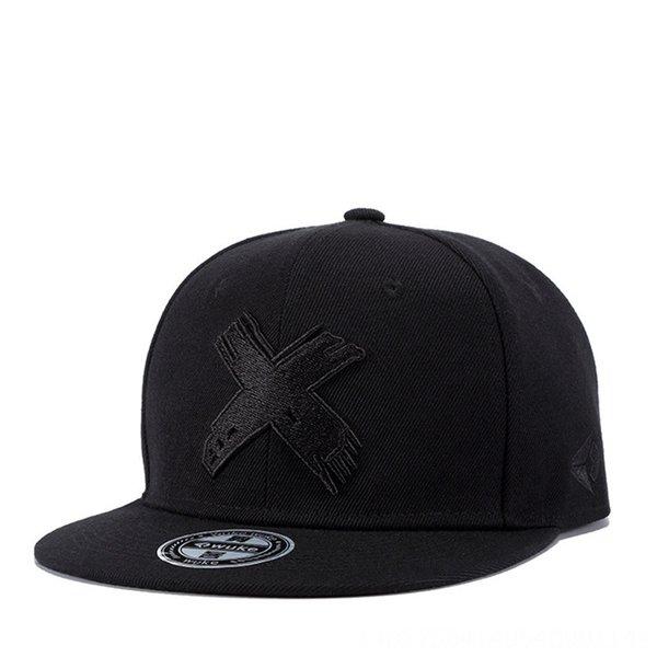 Sombrero Negro Negro Palabra-ajustable