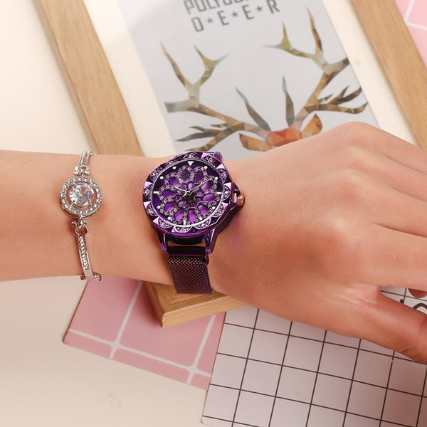 Only Purple Watch