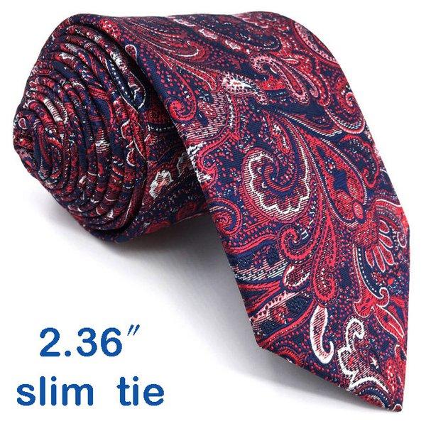 Cravatta Skinny Size
