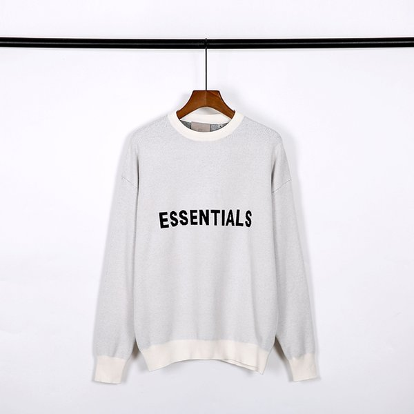 best selling FOG FEAR OF GOD ESSENTIALS Hoodie mans 3M Pullover Sweatshirts Long Sleeve Shirts Hoodies Autumn Spring clothing Printed letter Sweater S-XL