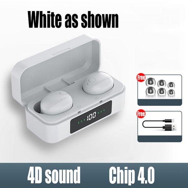 Stil 4 Weiß