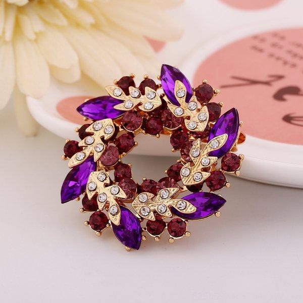 White Diamond Purple