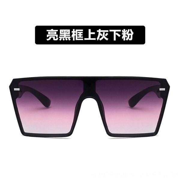 Glossy Black Frame Grey Top Xia Fen