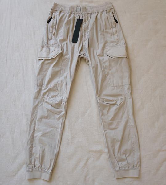 best selling New Arrival 31403 Mens Trousers Paracadute Cargo Pants Lightweight Stretch Paratrooper Pants Women Sweatpants High Street