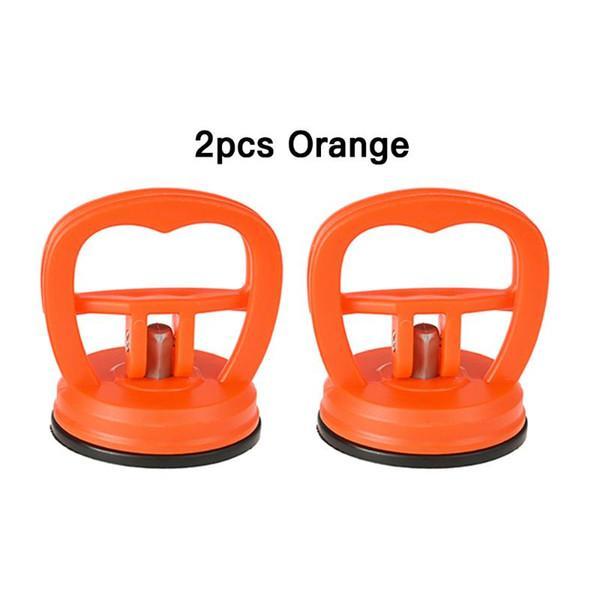2 Stück orange